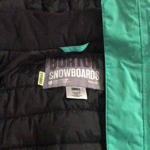 Burton Jackets & Coats - Burton Snowboarding Jacket